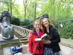 Kathrine Switzer und Joanna Zybon