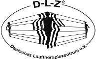Logo Deutsches Lauftherapiezentrum e.V. (DLZ)